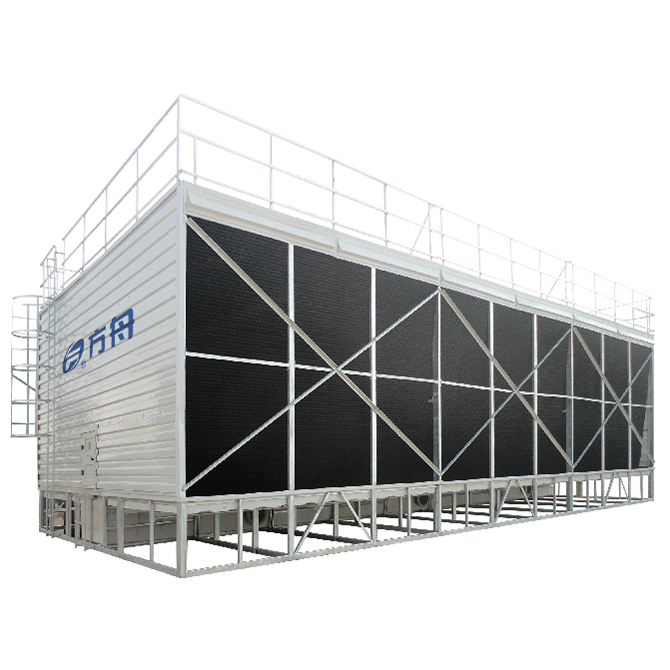 FKH方形横流开式冷却塔